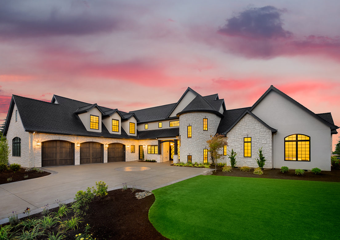Home builder reduced